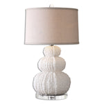 Uttermost Fontanne Shell Ivory Table LampFontanne