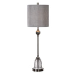 Uttermost Gallo Nickel Buffet Lamp