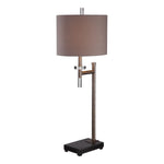 Uttermost Oletha Dark Bronze Buffet Lamp