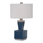 Uttermost Jorris Blue Table Lamp