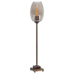 Uttermost Marconi Brass Buffet Lamp