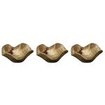 Uttermost Tamarine Wood Wall Art S/3