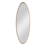 Uttermost Hadea Gold Oval Mirror