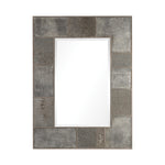 Uttermost Taelon Metal Panel Mirror