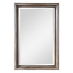 Uttermost Fielder Distressed Vanity Mirror