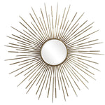 Uttermost Golden Rays Starburst Mirror