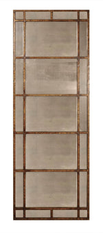 Uttermost Avidan Antique Gold Mirror