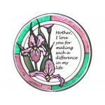 Silver Creek silver tone Mother`s Day Panel