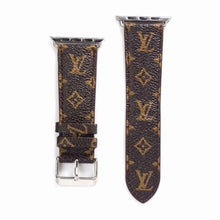 Load image into Gallery viewer, LV Monogram Apple Watch Bands