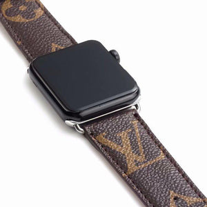 LV Monogram Apple Watch Bands