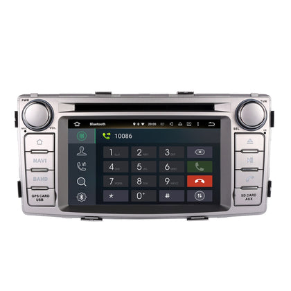 Radio Toyota Hilux Player 2012 2013 2014 2015 - Part Auto Portugal