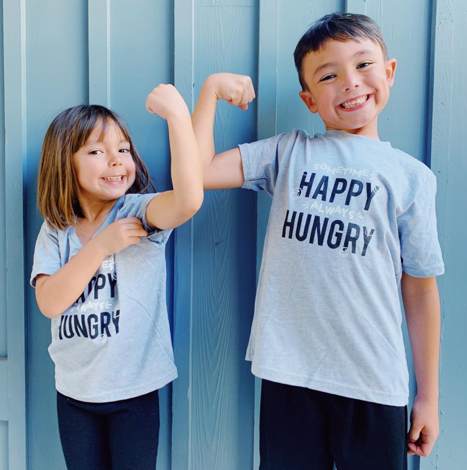 Kids Hungry Tee