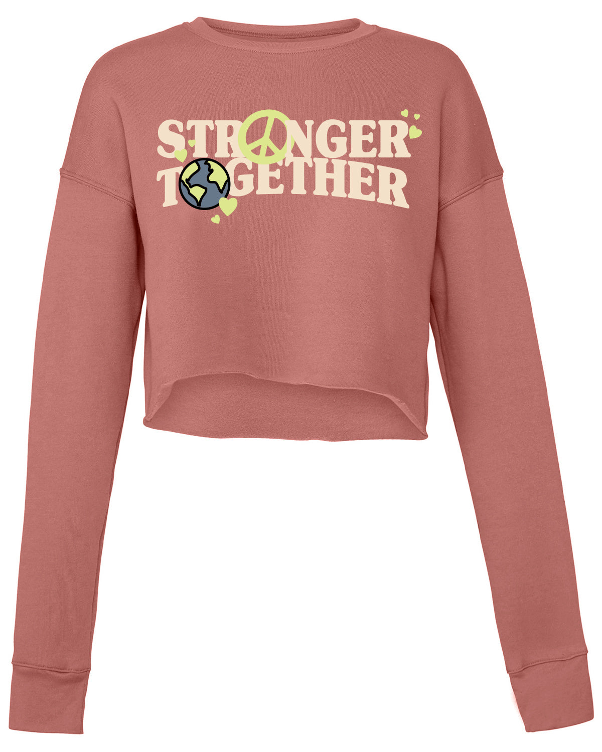 Stronger Together Sweater