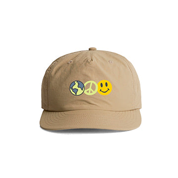 Happy - Be OK! Tan Hat