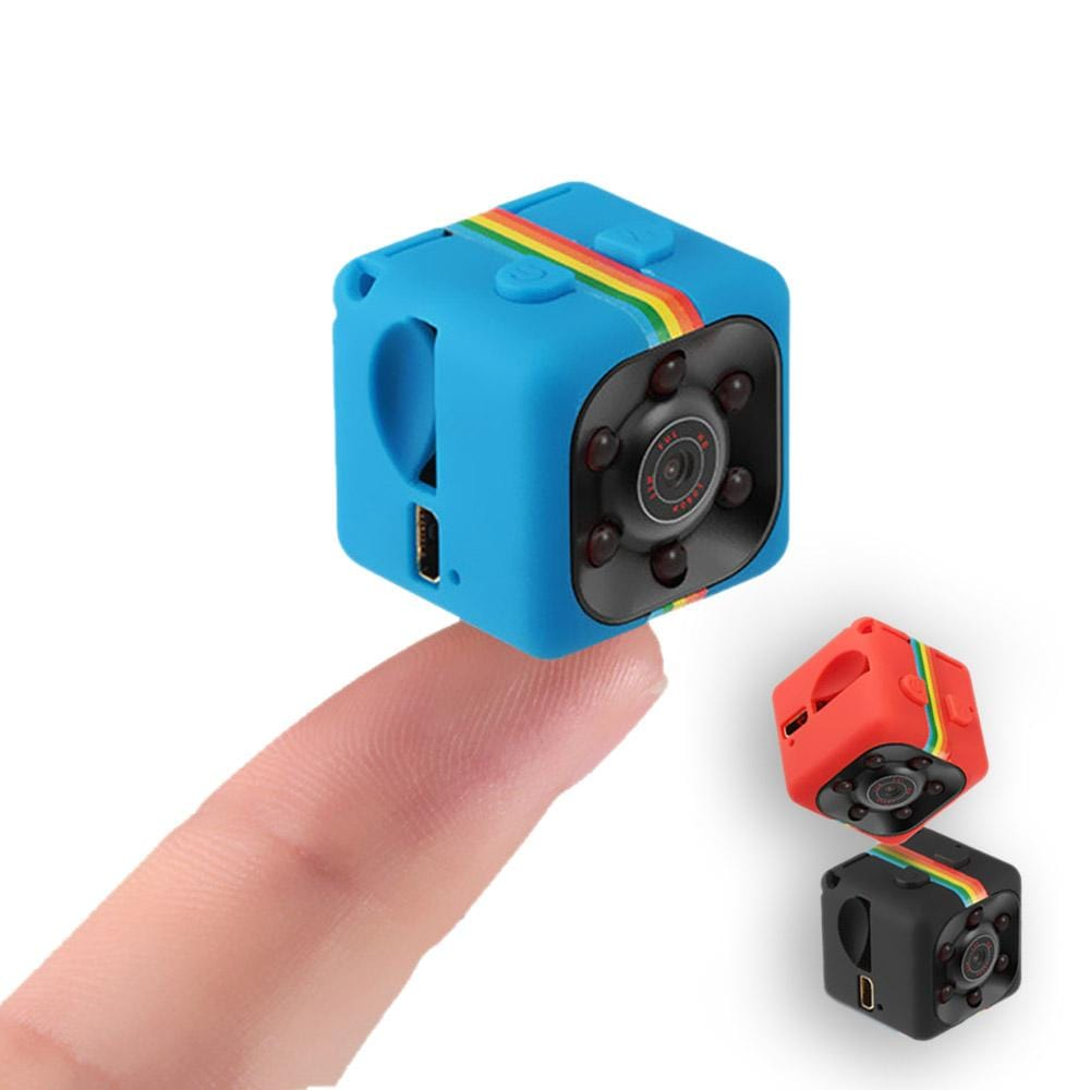 Mini Wireless Night Vision Secret Spy Camera Dash Camera Vlog Sport Camera