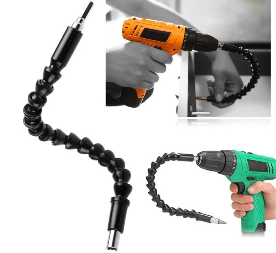 PowerBit™ Flexible Shaft Bits Extention Screwdriver Drill Bit Holder Connecting 290mm