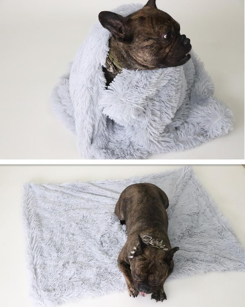 Best Friends Luxury Shag Dog & Cat Throw Blanket