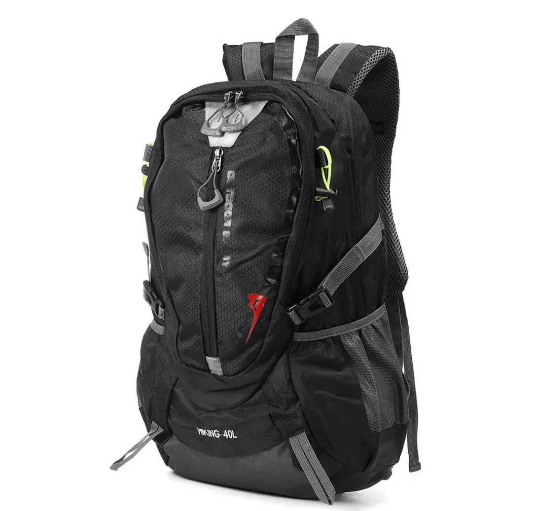 MarvelActive™ Waterproof Nylon Backpack Sports Travel Hiking Climbing  Camping Unisex Rucksack