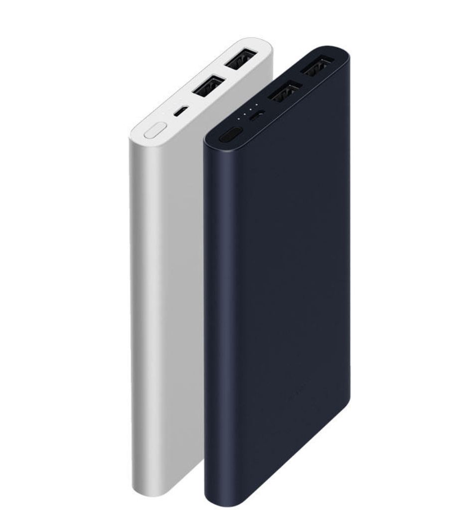 Portable Power Bank/PowerCore Dual-Port USB Charger for Mobile Phone