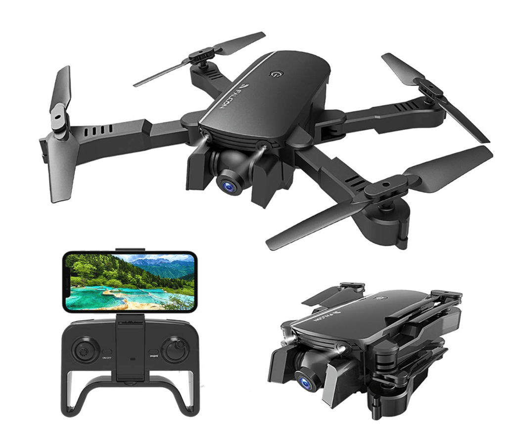 WiFi Folding flight beat RC Drone Quadcopter with Camera