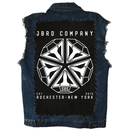 JBRD Diamonds Back Patch - JBRD