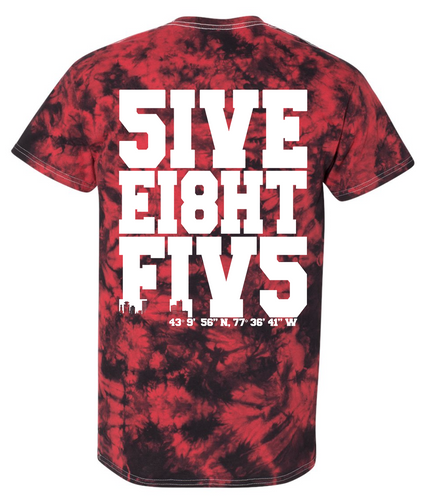 Refresh Shirt Blood Red - JBRD
