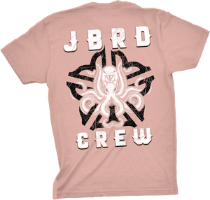 2019 JBRD Crew Shirt - Dusty - JBRD
