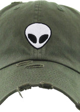 Load image into Gallery viewer, Alien Cap - In Your Space Boutique