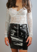 Load image into Gallery viewer, Long Sleeve Lace Bodysuit - In Your Space Boutique