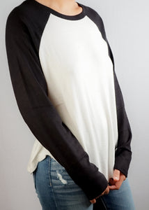 Baseball Tee - In Your Space Boutique