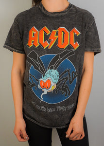 AC/DC Graphic Tee - In Your Space Boutique