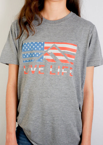 Merica T-Shirt - In Your Space Boutique
