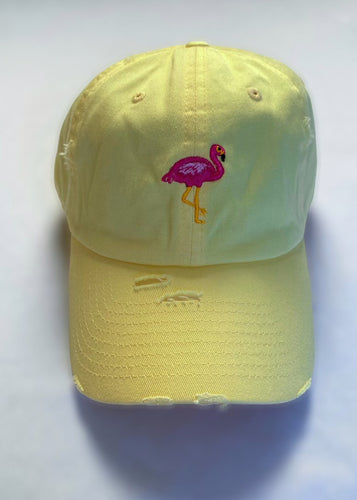 Flamingo Cap - In Your Space Boutique