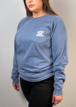 Load image into Gallery viewer, Support Local Farmers Long Sleeve Top, They Farm We Eat! Unisex.