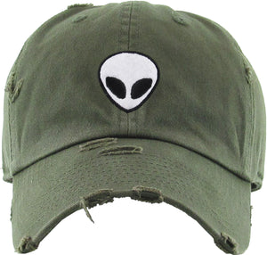 Alien Cap - In Your Space Boutique