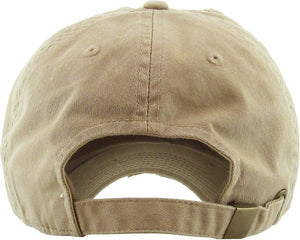 Fist Cap (Beige) - In Your Space Boutique