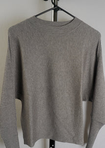 Grey Sweater - In Your Space Boutique