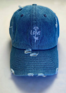 Love Rose Cap - In Your Space Boutique