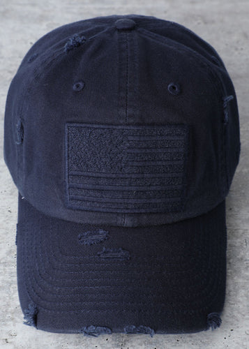 USA Cap (Navy) - In Your Space Boutique