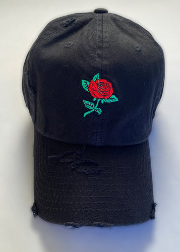 Rose Cap - In Your Space Boutique