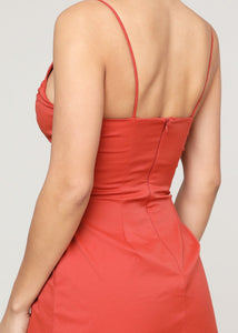 Ruby Dress - In Your Space Boutique