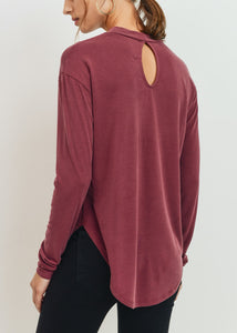 Scarlet Long Sleeve - In Your Space Boutique