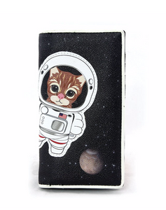 Henry The Cat Wallet - In Your Space Boutique