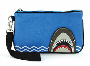 Dave The Shark Wristlet - In Your Space Boutique