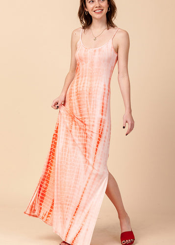 Tie Dye Maxi Dress - In Your Space Boutique