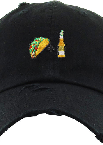 Taco + Beer - In Your Space Boutique