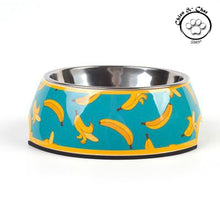 Charger l'image dans la galerie, Stainless steel dog bowl cat bowl