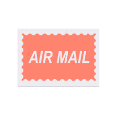 Airl Mail Postcard