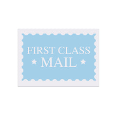 First Class Mail Postcard
