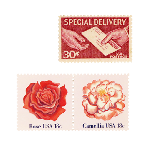 Lovely Postage